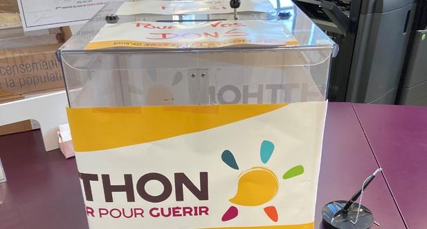 Image urne Téléthon