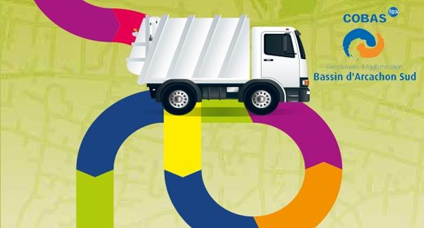 Logo ramassage des déchets