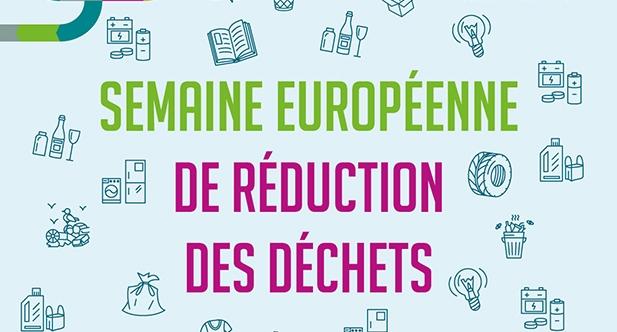Logo Semaine Européenne de Réduction des Déchets