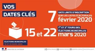 Logo Elections 2020