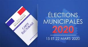 Logo élections municipales