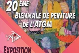 Affiche Biennale de Peinture