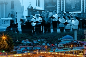 Affiche concert Se Canti