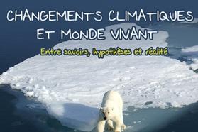 Affiche conférence sur le climat