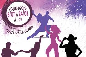 Affiche Dansons à La Claire