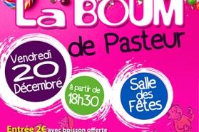 Affiche La Boum de Pasteur