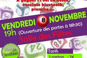 Affiche loto Pasteur