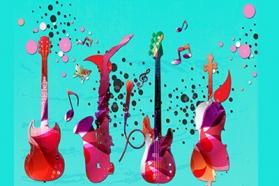 Image instruments de musique