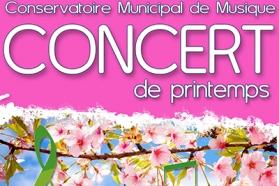 Logo Concert de Printemps