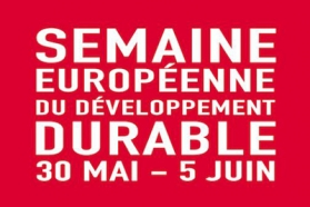 logo Semaine Européenne du Développement Durable