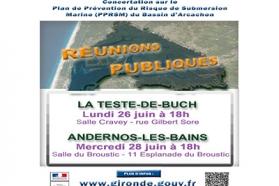 PPRSM-annonce réunions publiques