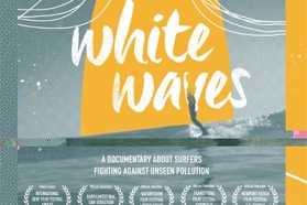 Affiche White Waves