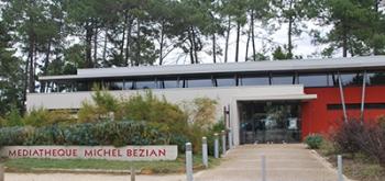 La Médiathèque Michel Bézian