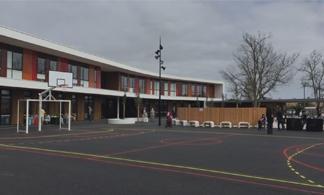 Image Inauguration de l'école primaire Jules Ferry