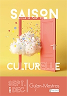 Couve Plaquette culturelle - Septembre à Décembre 2021