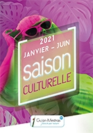 Couve plaquette culturelle de janvier à juin 2021